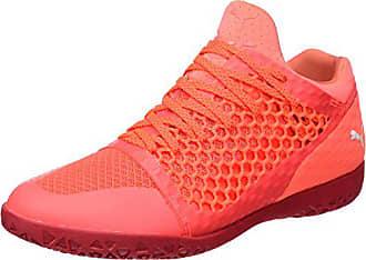 half off 44cb9 e1ec4 Puma 365 Netfit CT, Chaussures de Football Homme, Rouge (Fiery Coral-White