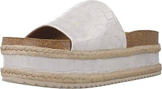 Yellow Women Sandals and Slippers Women Tanzania Beige 7.5 UK