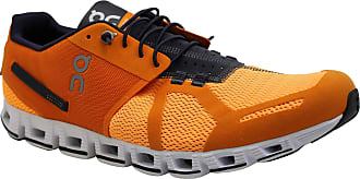 On On CLOUD Mens Running and Walking Shoes Orange Size: 10.5 UK