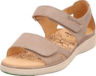 574530eb7 Ganter Womens Heels Sandals Silver Size  7 UK