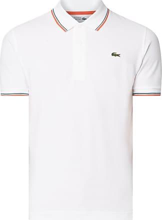 hot sales fb277 b5cf9 Poloshirts in Weiß von Lacoste® bis zu −37% | Stylight