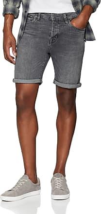 Selected Homme Mens Shnalex 309 Lt Shorts STS, Grey (Light Grey Denim Light Grey Denim), 54 (Size: X-Large)