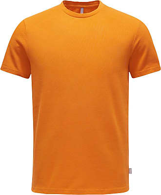 04651/ R-Neck T-Shirt orange bei BRAUN Hamburg