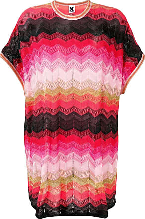 M Missoni oversized fit jumper - Pink