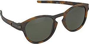 Oakley Mens Latch OO9265-02 Round Sunglasses, Matte Brown Tortoise, 52.6 mm