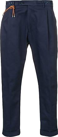 Berwich Calça de alfaiataria - Azul