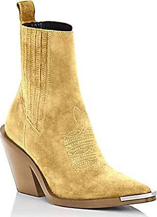 Tamaris Stiefelette Goldgelb Damen Schuhe Stiefeletten