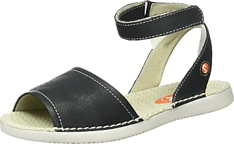 0aea242945d5 Softinos Womens Tia385Sof Ankle Strap Sandals