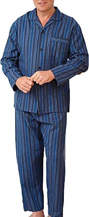 Champion 2 Pack Mens Polycotton Short Pyjama Lounge Wear Pajama