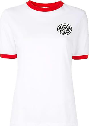 être cécile logo T-shirt - White