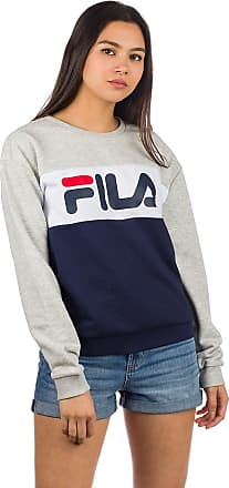 Fila Leah Crew Sweater light gry mel br