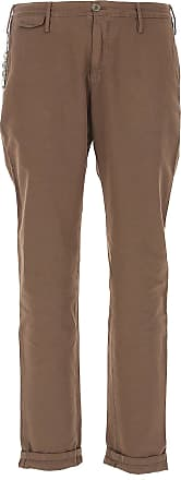 PT01 Pants for Men On Sale, Dove Brown, Cotton, 2017, 31 32 33 34 36