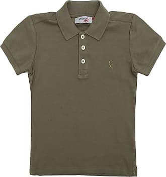 Reserva Mini Camisa Polo Reserva Mini Infantil Lisa Verde