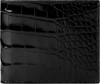 Gucci Faltbrieftasche aus Krokodilleder