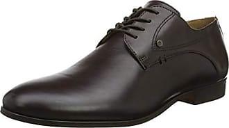 8ee86a76d5946 Hudson CRAIGAVON Leather Scarpe Stringate Derby Uomo