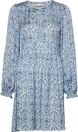 Odd Molly Sensational Short Dress Kort Klänning Blå ODD MOLLY