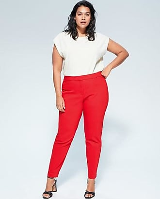 Violeta by Mango Slim fit suit trousers