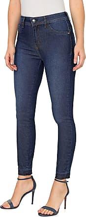 Dimy Calça Jeans dimy Skinny Cropped Kim Azul