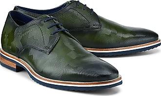 DANIEL HECHTER, Business Schnürschuhe, rot Schuhe Herren
