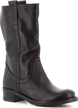 Generico Generic Made in Italy Leather Boot - Black Black Size: 4 UK