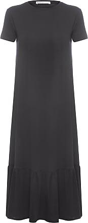 Dress To Vestido Básico Recorte - Preto