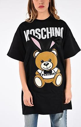 604916b0f095 Moschino COUTURE Maxi T-shirt Playboy taglia 38