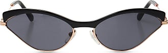 Moschino Logo Sunglasses Womens Black