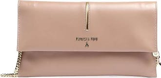 Patrizia Pepe Piping Clutch taupe