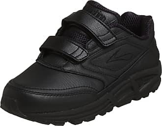 16d29eb96185 Brooks Womens Addiction Walker V Strap Running Shoes 1200331B001 Black 7  UK