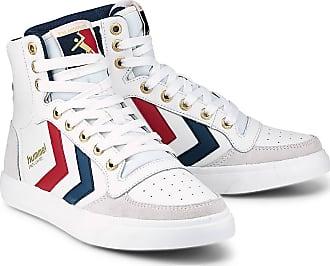Hummel Stadil Limited High in weiß, Sneaker für Mädchen Gr. 40 de8a78ffd0
