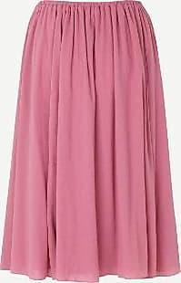 Samsøe & Samsøe Rosa Karla Midirock - XS. | pink | organic cotton - Pink/Pink