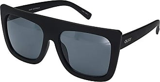 Quay Eyeware Cafe Racer (Black/Smoke) Fashion Sunglasses