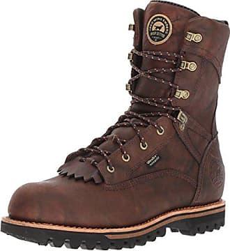 Irish Setter Work Mens Elk Tracker-861 Hunting Shoes, Brown, 14 D US