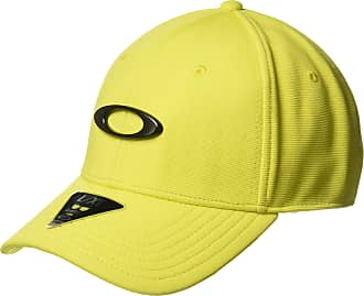 Oakley TINCAN Cap Hat, Blazing Yellow, Small/Medium