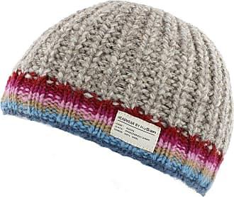KuSan Cardi Knit Pull-on Beanie Hat (PK1611) Grey