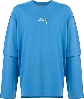 Off Duty Camiseta mangas longas Lyde - Azul