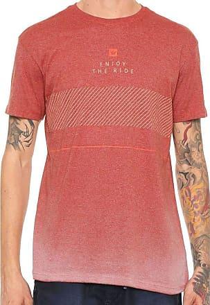 Hang Loose Camiseta Hang Loose Especial Pavones Vermelha