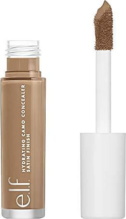 e.l.f. Cosmetics e.l.f, Hydrating Camo Concealer, Lightweight, Full Coverage, Long Lasting, Conceals, Corrects, Covers, Hydrates, Highlights, Tan Walnut, Satin Finish,