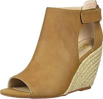 6cd738dc0 BC Footwear Womens Theme Park Wedge Sandal