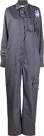 Natasha Zinko Tuta intera Uniform - Di colore grigio