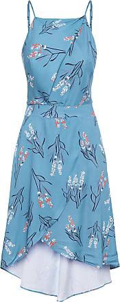 Maria Filó Vestido Midi Lavanda Maria Filó - Azul