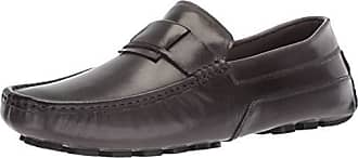 Zanzara Mens Newton Driving Style Loafer, Grey, 8 M US