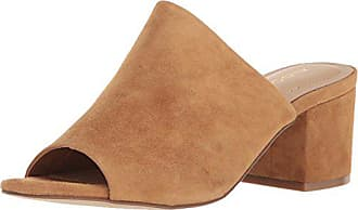 43ca5aeda9b Aldo Womens Alaska Heeled Sandal Light Brown 8 B US