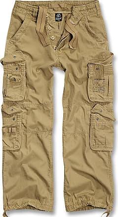 Brandit Pure Vintage Trouser Cargo Hose sand, Größe XL