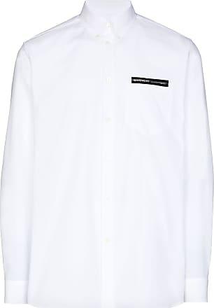 Givenchy Camisa com logo - Branco