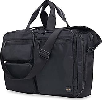Knomo Luggage Mens Wilton Briefcase, Black, One Size