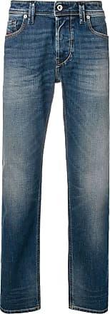 Diesel Calça jeans cenoura - Azul