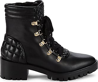Karl Lagerfeld Pervot Quilted Booties