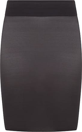 Wolford Sheer Touch Shapewear Skirt - Womens - Black