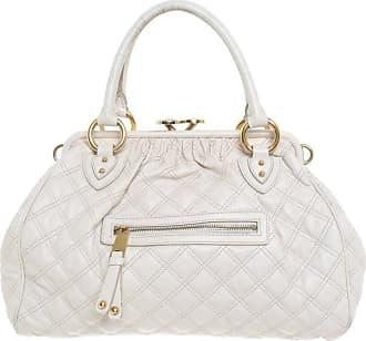 Marc Jacobs gebraucht - Marc Jacobs-Handtasche in Creme - Damen - Leder